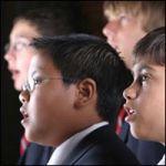 Boys Choir at St. Peter's